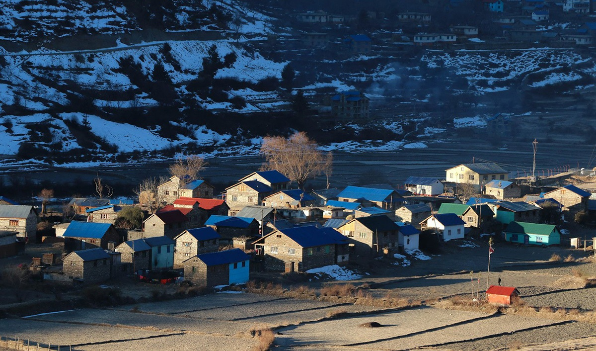 Jumla Valley
