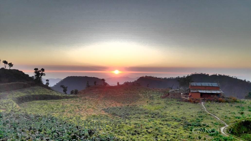 Sunset View- Guranse