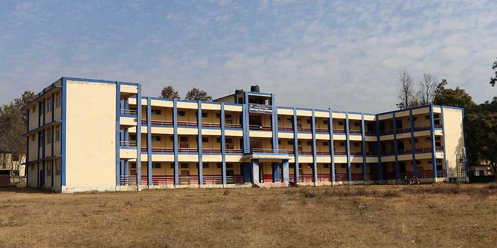 CCST Campus Building