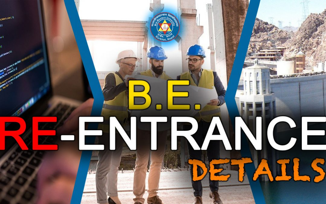 MU Published Re-Entrance Schedule for B.E. Programs