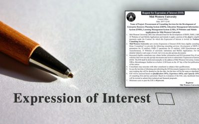 MU Requests Expression of Interest (EOI) for Different Systems Development