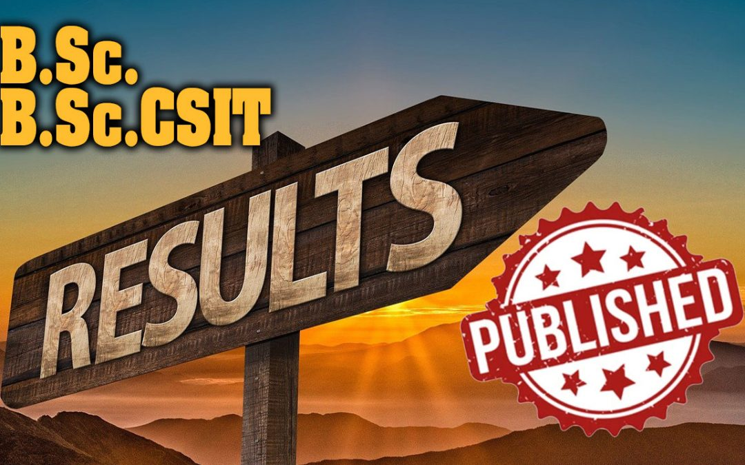 MUEXAM Published Result of B.Sc. and B.Sc.CSIT